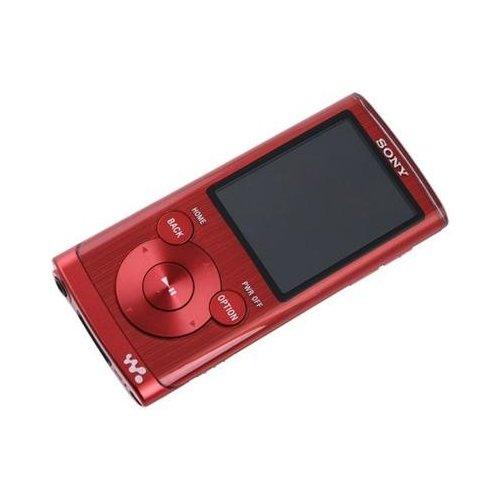 Фото Sony NWZ-E453 4GB Red