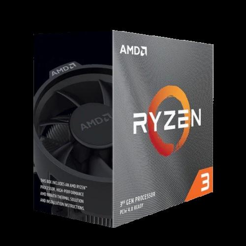Фото Процесор AMD Ryzen 3 3100 3.6(3.9)GHz 16MB sAM4 Box (100-100000284BOX)