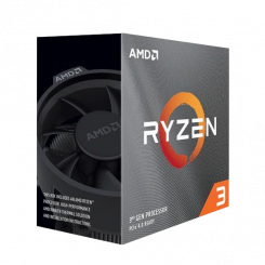 AMD Ryzen 3 3300X 3.8(4.3)GHz 16MB sAM4 Box (100-100000159BOX)