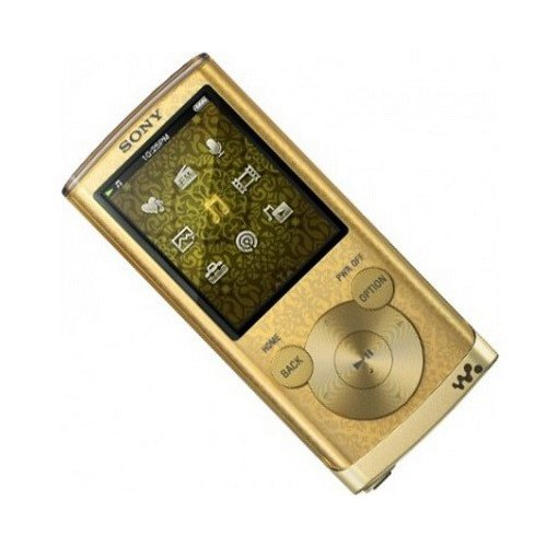 Фото Sony NWZ-E454 8GB Gold