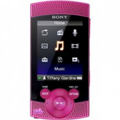Фото Sony NWZ-S545 16GB Pink