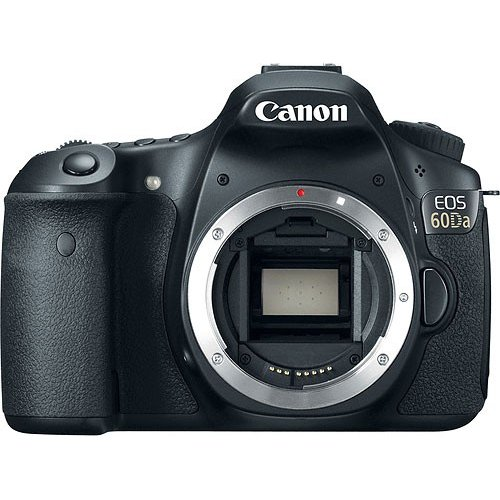 Фото Цифровые фотоаппараты Canon EOS 60Da Body