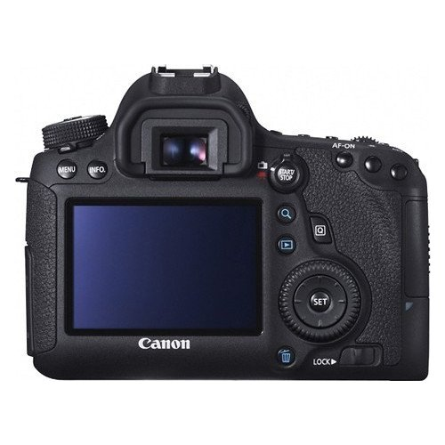 Фото Цифровые фотоаппараты Canon EOS 6D 24-70 f/4 IS Kit