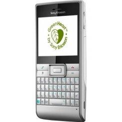 Фото Мобильный телефон Sony Ericsson M1 Aspen Silver