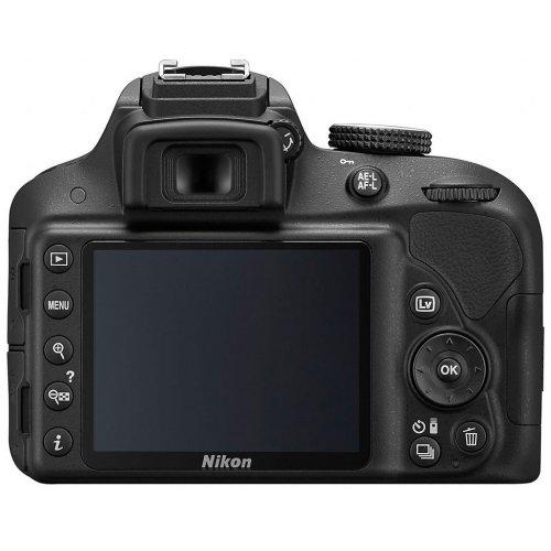 Фото Цифровые фотоаппараты Nikon D3300 Body Grey