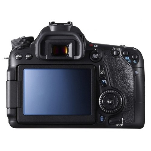 Фото Цифровые фотоаппараты Canon EOS 70D 18-200 IS Kit