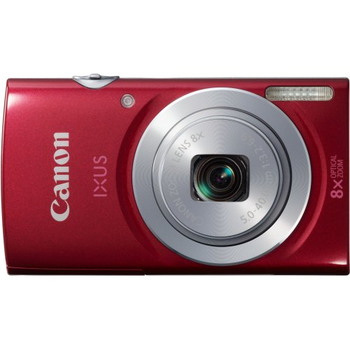 Фото Цифровые фотоаппараты Canon IXUS 145 Red