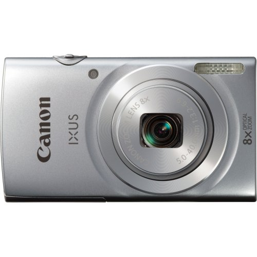 Фото Цифровые фотоаппараты Canon IXUS 145 Silver