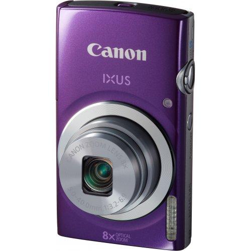 Фото Цифровые фотоаппараты Canon IXUS 145 Violet