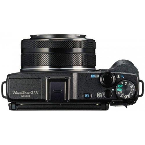 Фото Цифровые фотоаппараты Canon PowerShot G1 X Mark II