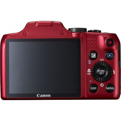 Фото Цифровые фотоаппараты Canon PowerShot SX170 IS Red