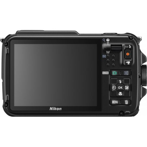 Фото Цифровые фотоаппараты Nikon Coolpix AW110 Camouflage