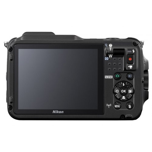 Фото Цифровые фотоаппараты Nikon Coolpix AW120 Blue