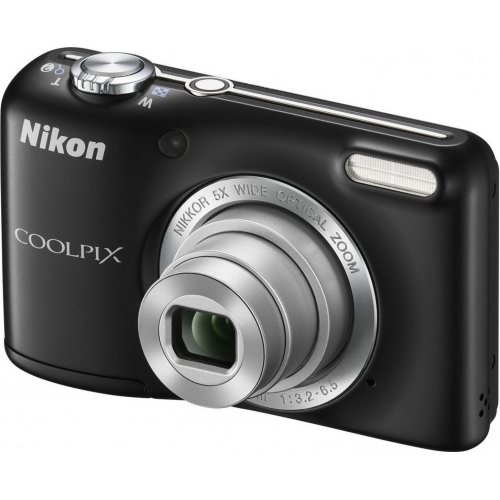 Фото Цифровые фотоаппараты Nikon Coolpix L27 Black