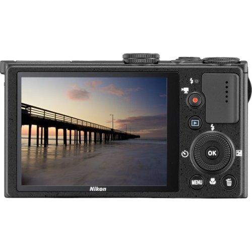Фото Цифровые фотоаппараты Nikon Coolpix P330 Black