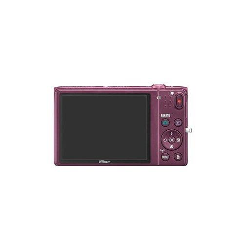 Фото Цифровые фотоаппараты Nikon Coolpix S5300 Violet