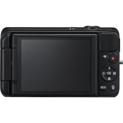 Фото Цифровые фотоаппараты Nikon Coolpix S6600 Black