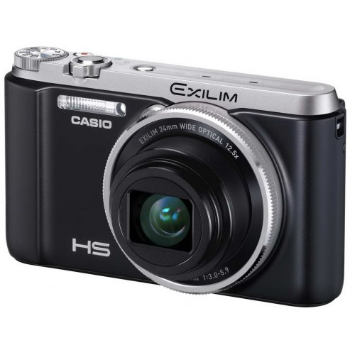Фото Цифровые фотоаппараты Casio Exilim EX-ZR1000 Black
