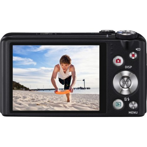 Фото Цифровые фотоаппараты Casio Exilim EX-ZR400 Black