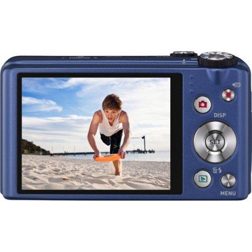 Фото Цифровые фотоаппараты Casio Exilim EX-ZR400 Blue