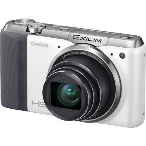 Фото Цифровые фотоаппараты Casio Exilim EX-ZR700 White