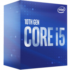 Intel Core i5-10500 3.1 (4.5)GHz 12MB s1200 Box (BX8070110500)