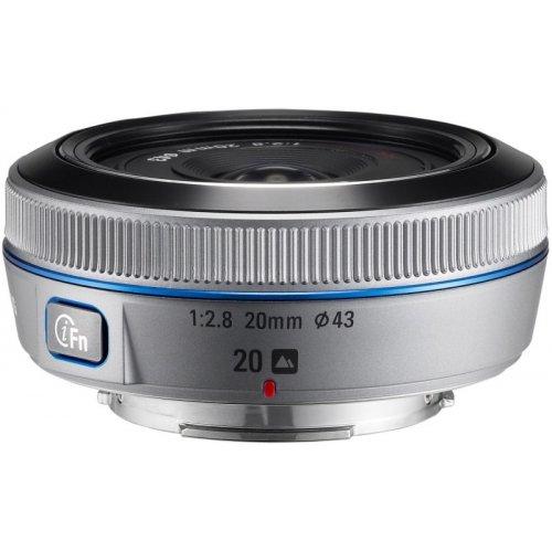 Фото Samsung NX 20mm f/2.8 (EX-W20NB)