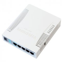 Фото Wi-Fi роутер Mikrotik RouterBOARD (RB951Ui-2HnD)