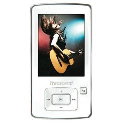 Фото Transcend T-Sonic 870 8GB White