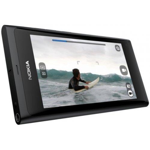 Фото Мобильный телефон Nokia N9 16GB Black