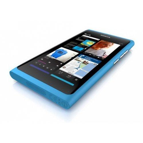 Фото Мобильный телефон Nokia N9 16GB Cyan