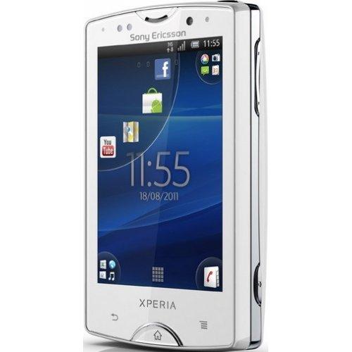 Фото Мобильный телефон Sony Ericsson SK17i Xperia Mini Pro White