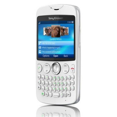 Фото Мобильный телефон Sony Ericsson CK13i txt White