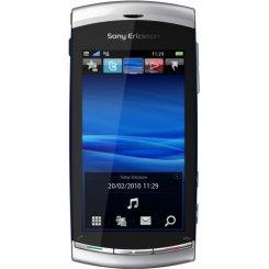 Фото Мобильный телефон Sony Ericsson U5i Vivaz Silver