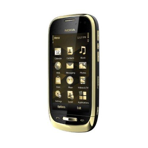 Фото Мобильный телефон Nokia Oro Black