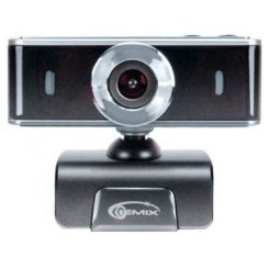 Фото Веб-камера Gemix A10 Black