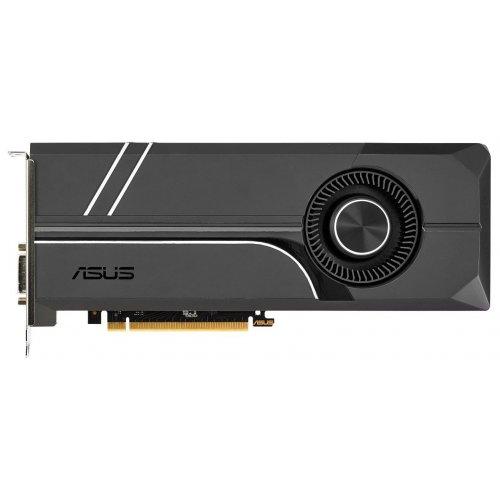 Фото Видеокарта Asus GeForce GTX 1060 Turbo 6144MB (TURBO-GTX1060-6G FR) Factory Recertified