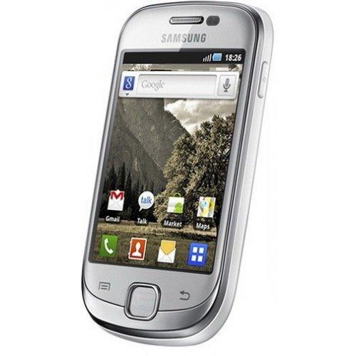 Фото Мобильный телефон Samsung S5670 Galaxy Fit White
