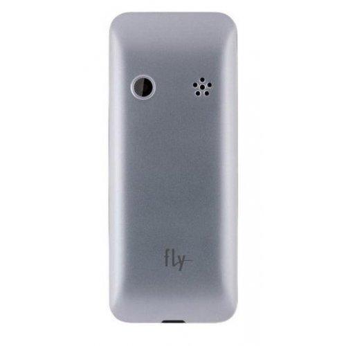 Фото Мобильный телефон Fly DS120 Silver