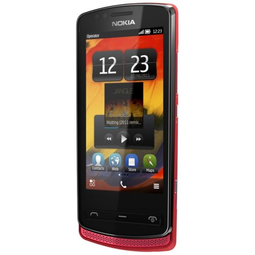 Фото Мобильный телефон Nokia 700 Coral Red