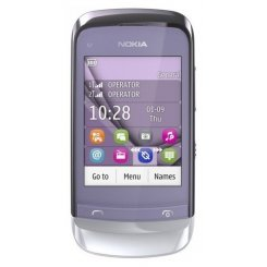 Фото Мобильный телефон Nokia C2-06 Touch and Type Dual SIM Lilac
