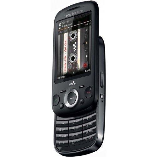 Фото Мобильный телефон Sony Ericsson W20i Zylo Jazz Black