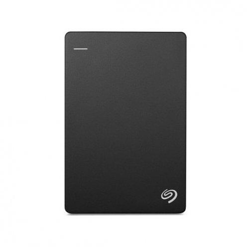 Фото Внешний HDD Seagate Backup Plus Slim Portable 1TB (STDR1000300) Factory Recertified Black