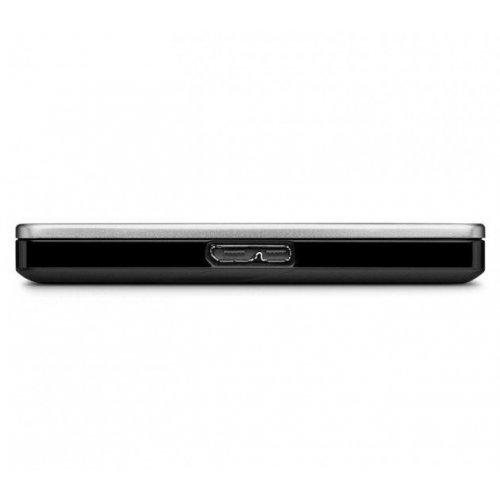 Фото Внешний HDD Seagate Ultra Slim 1TB (STEH1000300) Factory Recertified Silver