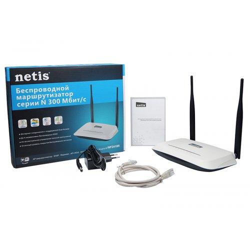 Фото Wi-Fi роутер Netis WF2419R
