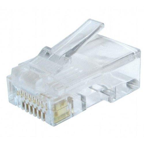Купить Кабели и аксессуары для сетей, Cablexpert RJ45 8P8C 30u 5(LC-8P8C-002/50)