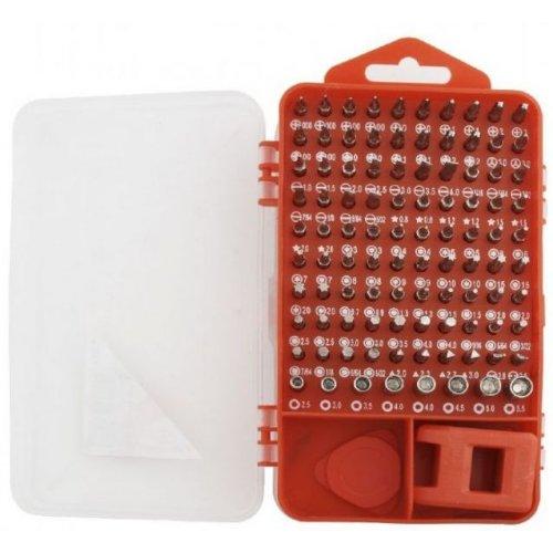 Купить Кабели и аксессуары для сетей, Cablexpert Screwdriver bit set 10(TK-SD-07)