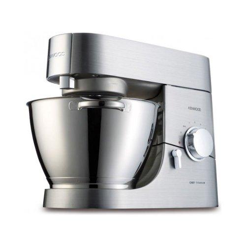 Фото Кухонный комбайн Kenwood KMC 013 Titanium Chef + AT358