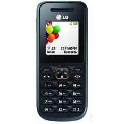 Фото Мобильный телефон LG A100 White