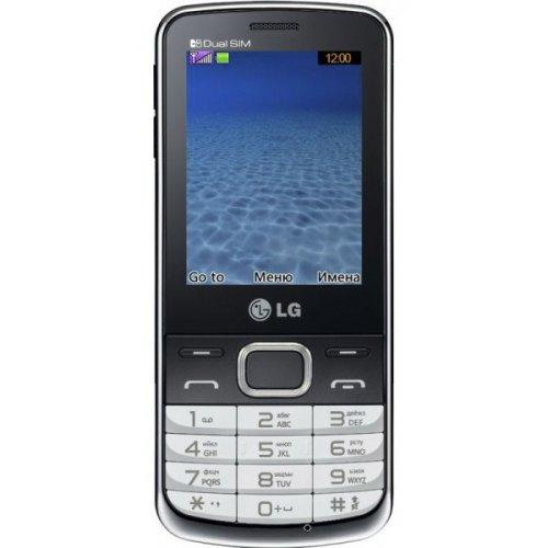 Фото Смартфон LG S367 Soft Grey